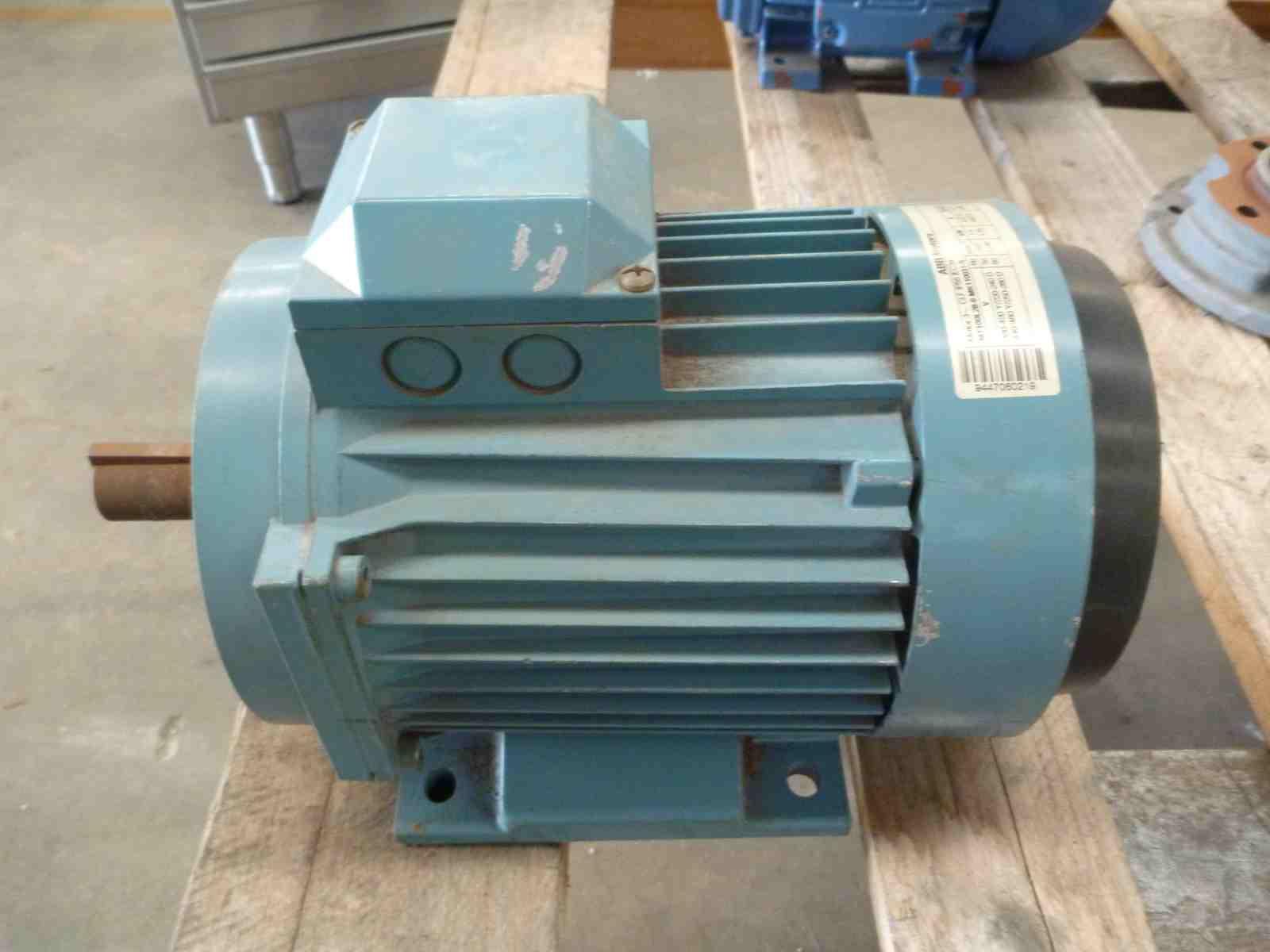 Abb 3 Phase Motor