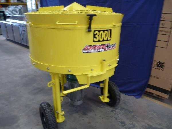 Photo of BMAC 300 LITRE ELECTRIC PAN MIXER