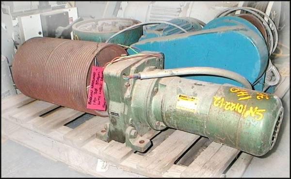 Photo of BARLOW WESTWARD ELECTRIC WINCH