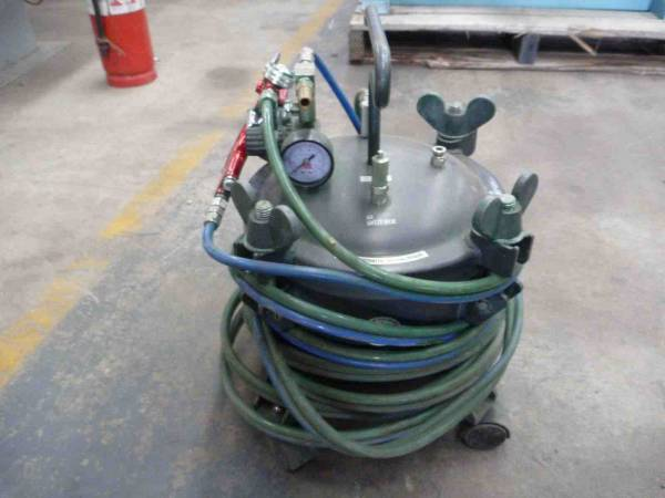 Photo of PRESSURE POT