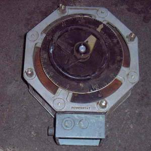 Photo of VARIAC