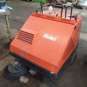 Photo of HAKO COMMERCIAL SELF PROPELLED FLOOR SWEEPER