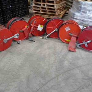 Photo of FIRE HOSE REEL