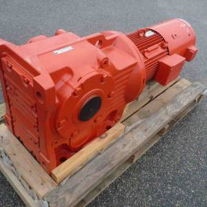 Photo of REDUCTION BOX MOTOR