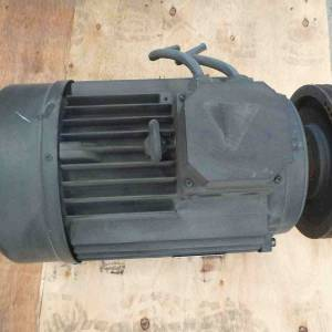 Photo of CEG 15HP 3 PHASE ELECTRIC MOTOR