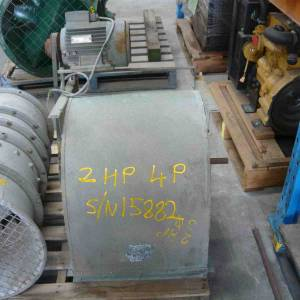 Photo of INDUSTRIAL  ELECTRIC CENTRIFUGAL FAN