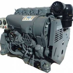 Photo of NEW 62HP AIR COOLED DIESEL ENGINE