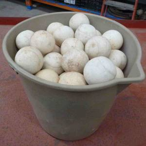 Photo of CERAMIC TUMBLER  BALLS