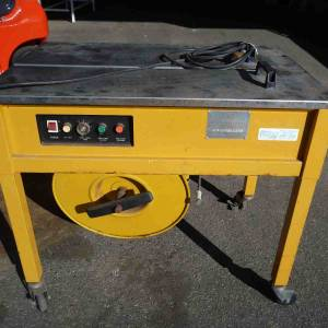 Photo of MORMAC STRAPING MACHINE