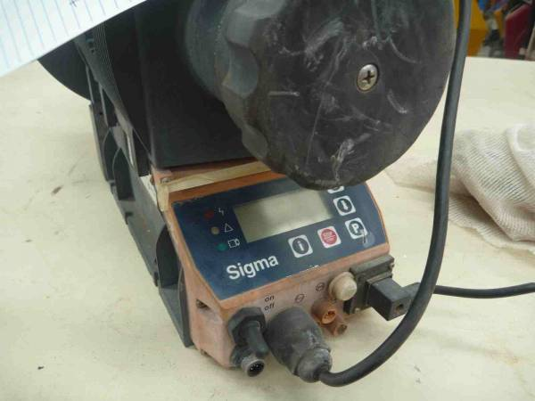 Photo of DIAPHRAGM METERING PUMP