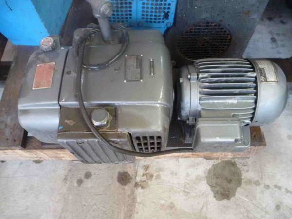 Photo of VACUUM PUMP