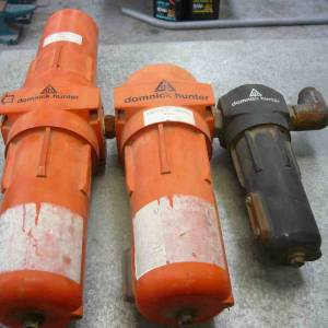 Photo of DOMNICK HUNTER AIR FILTER/TRAP