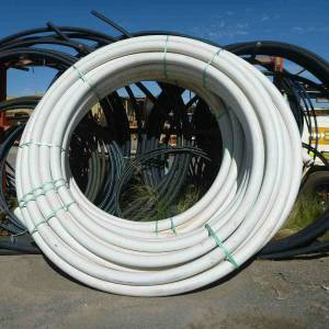 Photo of POLY PIPE