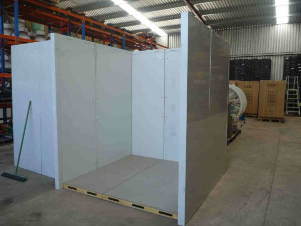 Photo of COOLROOM PANELS