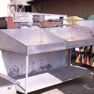 Photo of STAINLESS STEEL BENCH