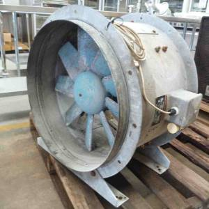 Photo of WOODS 600MM DIAM ELECTRIC AXIAL FAN