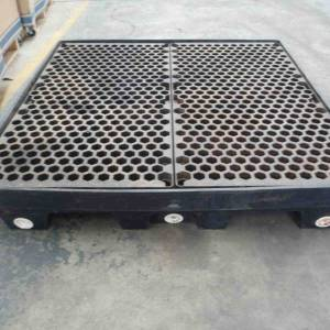 Photo of DRUM SPILL  BUNDED  SPILL TANK PALLETS