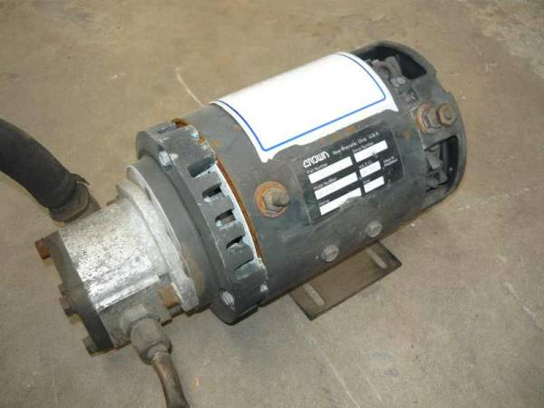 Photo of HYDRAULIC POWER PACK