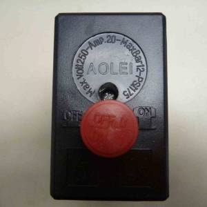Photo of PRESSURE SWITCH
