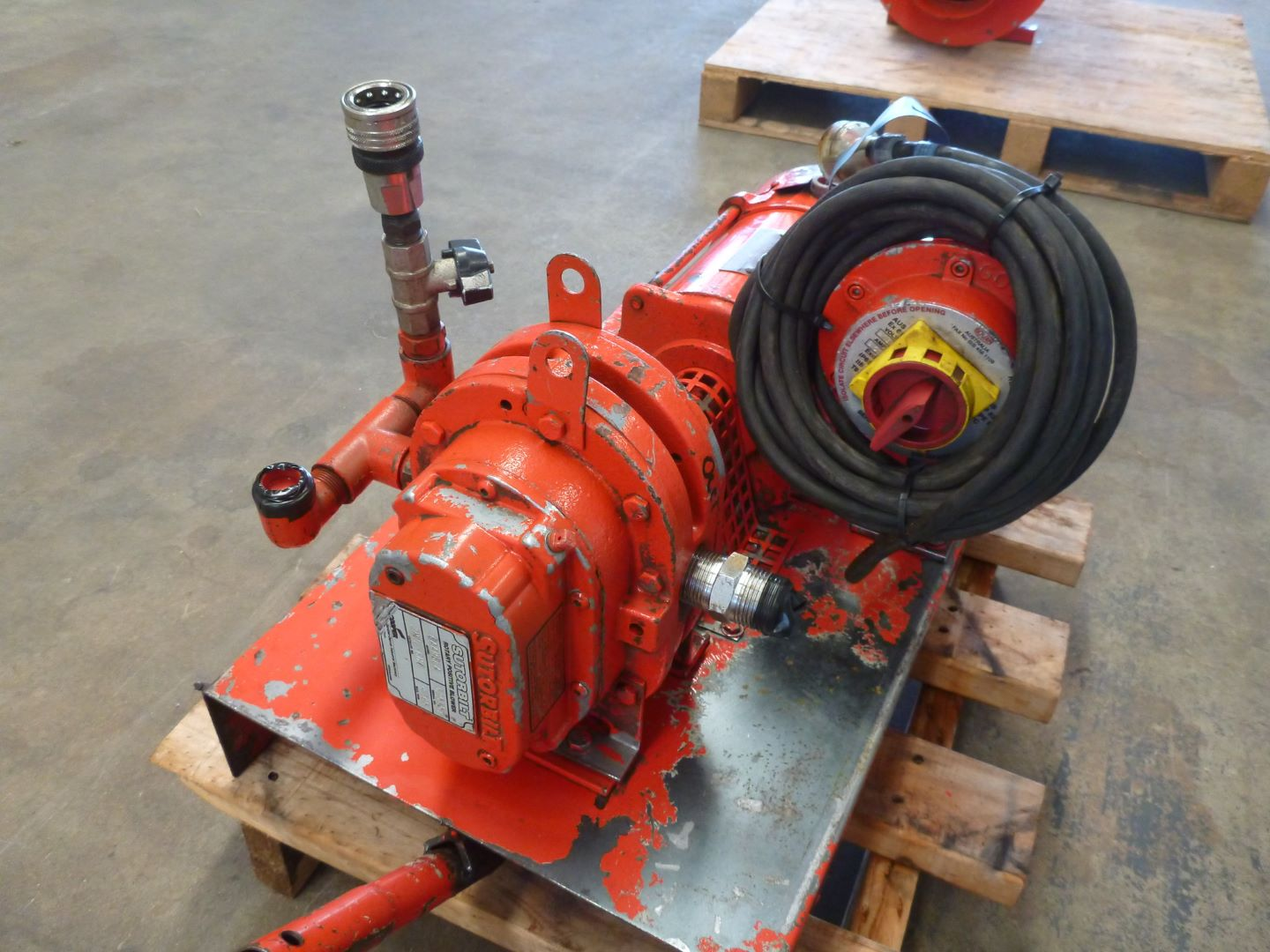 Photo of ROTARY PUMP