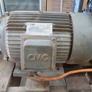 Photo of CMG 7.5HP 3 PHASE ELECTRIC MOTOR