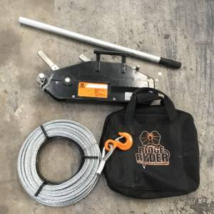 Photo of HAND RECOVERY WINCH KIT