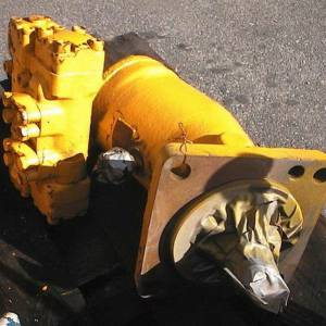 Photo of KAWASAKI HYDRAULIC TRACK DRIVE MOTOR