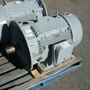 Photo of WEIER ELECTRICS 60HP 3 PHASE ELECTRIC MOTOR