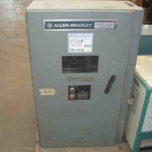 Photo of ALLAN & BRADLEY 25HP VARIABLE SPEED DRIVE