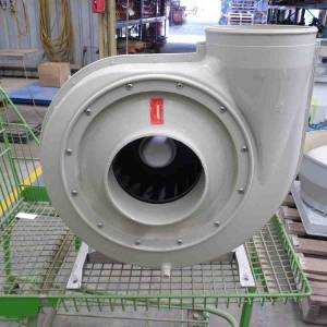 Photo of CHEMCO 195MM DIAM OUTLET ELECTRIC BLOWER