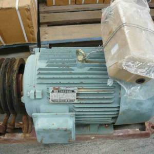 Photo of INDUSTRIAL 20HP 3 PHASE ELECTRIC MOTOR
