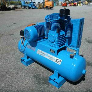 Photo of PILOT 30 CFM 3 PHASE COMPRESSOR