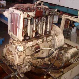 Photo of LISTER TS3 DIESEL ENGINE