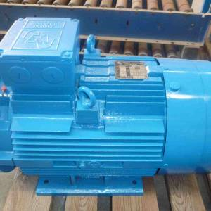 Photo of WESTERN ELECTRIC 15HP 3 PHASE ELECTRIC MOTOR