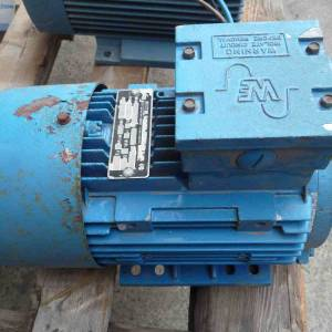Photo of WESTERN ELECTRIC 2HP 3 PHASE ELECTRIC MOTOR