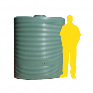 Photo of COERCO 1600 LITRE RAIN WATER TANK