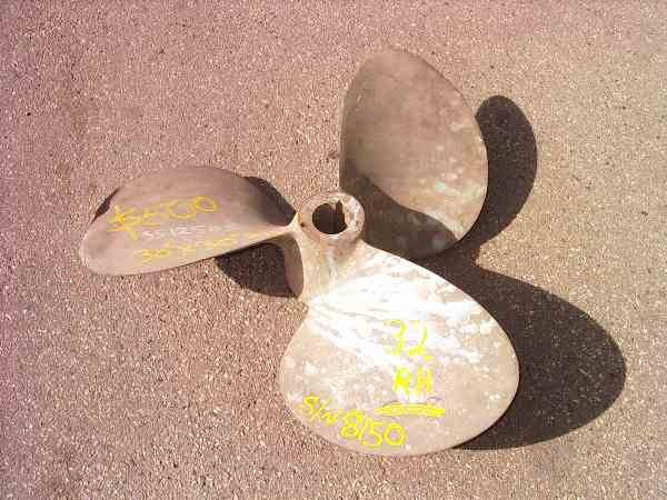 Photo of AUSTRAL BRONZE BOAT PROPELLER 30 INCH