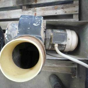 Photo of SMITHS 200MM DIAM OULET ELECTRIC BLOWER