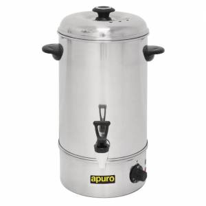 Photo of APURO COMMERCIAL 40 LITRE STAINLESS STEEL URN