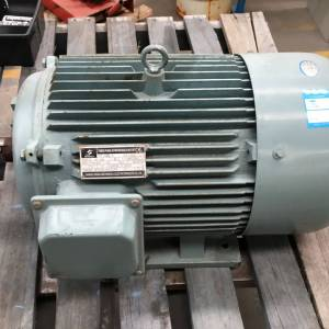 Photo of XINDALI 30HP 1470RPM 3 PHASE ELECTRIC MOTOR