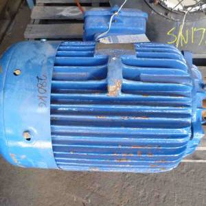 Photo of ATKINS 50HP 3 PHASE ELECTRIC MOTOR