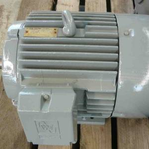 Photo of WESTERN ELECTRIC 7.5HP 3 PHASE ELECTRIC MOTOR