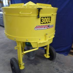 Photo of BMAC 300 LITRE ELECTRIC PAN MIXER