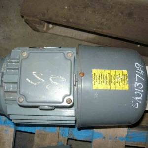 Photo of BROOK 1/2HP 3 PHASE ELECTRIC MOTOR