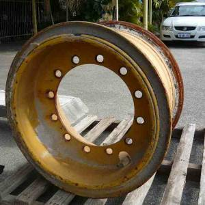 Photo of EARTHMOVING RIM