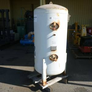 Photo of INGERSOLL RAND 650 LITRE AIR RECEIVER TANK