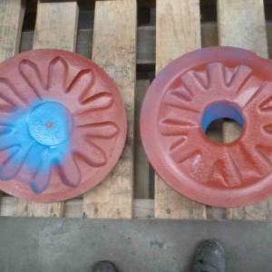 Photo of GRINDING PLATES