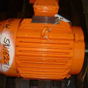 Photo of TOSHIBA 10HP 3 PHASE ELECTRIC MOTOR