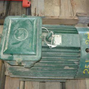Photo of WESTERN ELECTRIC 25HP 3 PASE ELECTRIC MOTOR