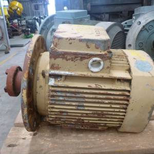 Photo of ASEA ELECTRIC MOTOR